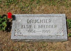 Elsie L. Brenner