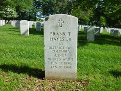 Frank Thomas Hayes, Jr.
