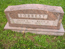 Katie May <I>Lee</I> Forrest