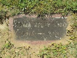 Erma <I>Kelly</I> Sabo