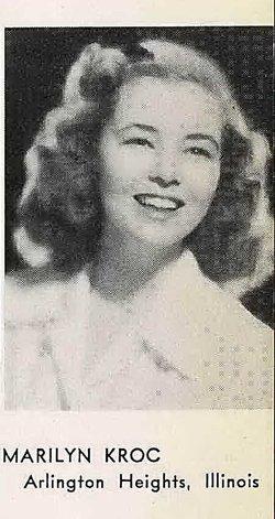 """Marilyn Janet """"Lynn"""" <I>Kroc</I> Barg"""