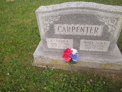 Mary Alice <I>Longfellow</I> Carpenter