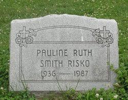Pauline Ruth Smith Risko