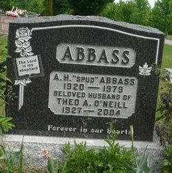 "Addison Huson ""Spud"" Abbass"