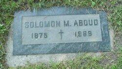 Solomon M. Aboud