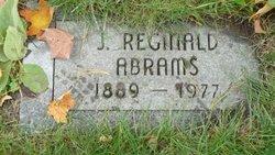 John Reginald Abrams