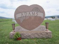 Ida Elizabeth <I>Kohr</I> Adams