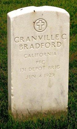 Cranville C Bradford