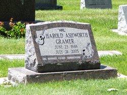 "Harold Ashworth ""Hal"" Gramer"