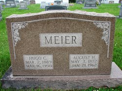 August Henry Meier