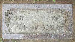 "William J. ""Willie"" Borup"