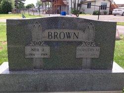 Neil J Brown, III