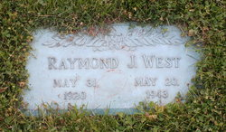 Raymond John West