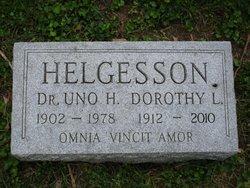 Dorothy <I>Leedy</I> Helgesson