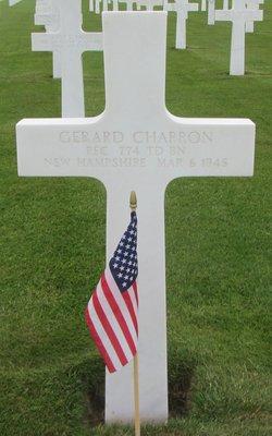 PFC Gerard Charron
