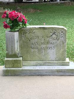 Amedy P. Welch