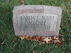Lanisa C <I>Scott</I> Beechey