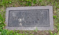 Cecilia <I>Willenborg</I> Bauer