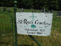 Saint Rose of Lima Roman Catholic Cemetery