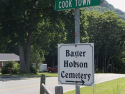 Baxter Hobson Cemetery