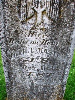 Katherine Louise <I>Meier</I> Kasten