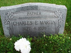 Charles E Martin