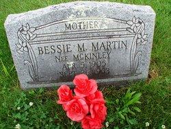 Bessie <I>McKinley</I> Martin