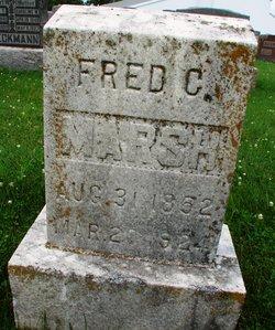 Fred C Marsh