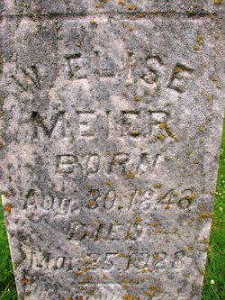 """Katherine Elise """"Elsie"""" <I>Duebbert</I> Meier"""
