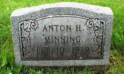 Anton H Minning