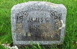 James G Minning