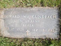 Howard W Gundlach