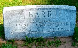 "Elizabeth ""Bessie"" <I>Ross</I> Barr"