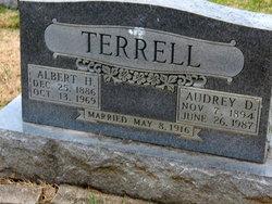Audrey D Terrell