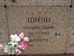 Antoinette <I>DeNegri</I> Toffoli