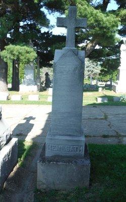 "Rev Heinrich Joseph ""Henry"" Hemesath"