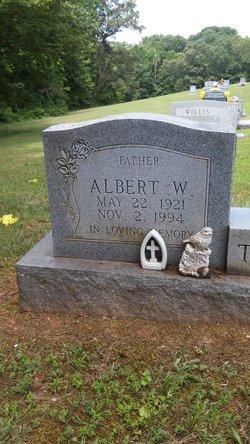Albert W Thacker