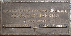 "George David ""Super Dave"" Harrell"