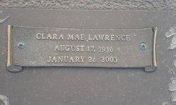 Clara Mae <I>Lawrence</I> Betts