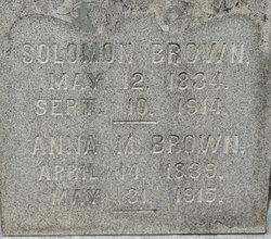 Solomon Brown