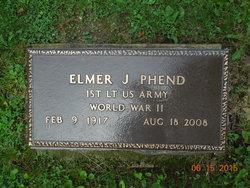 Elmer J. Phend