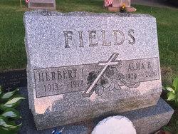Alma B <I>Corns</I> Fields