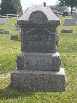 "Edward P ""Bub"" Black"