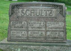 Madeline M Schultz