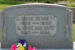 Agnes Jane <I>Haymond</I> Bennett