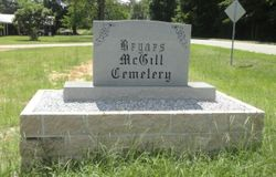 Bryars-McGill Cemetery
