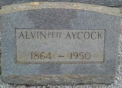Alvin Pete Aycock