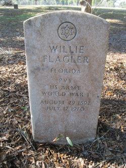 Willie Flagler