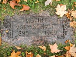 Mary <I>Feist</I> Schmitt