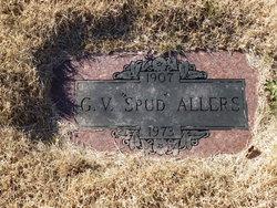 """George Vern """"Spud"""" Allers"""